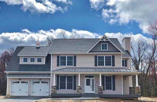 Lot #3 Treasure Mountain Lane, Slate Hill, NY 10973 (MLS #H6131215) :: Kendall Group Real Estate | Keller Williams