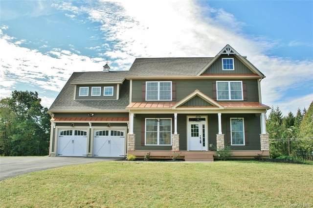 Lot #4 Treasure Mountain Lane, Slate Hill, NY 10973 (MLS #H6131226) :: Kendall Group Real Estate | Keller Williams