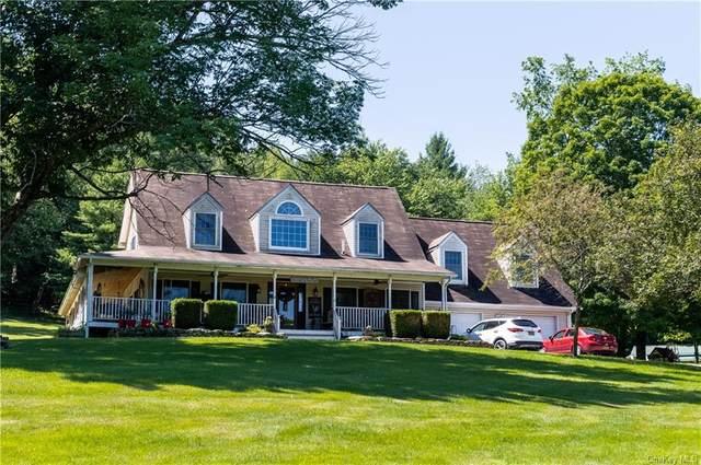 36 Oakridge Road, Greenfield Park, NY 12435 (MLS #H6131296) :: Kendall Group Real Estate | Keller Williams