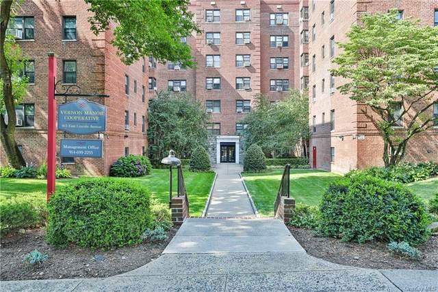 465 E Lincoln Avenue #521, Mount Vernon, NY 10552 (MLS #H6131570) :: Laurie Savino Realtor