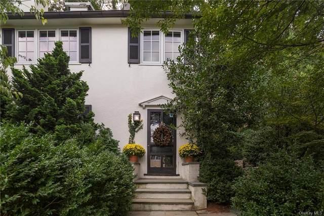 4 Beverly Road, Bronxville, NY 10708 (MLS #H6131606) :: McAteer & Will Estates | Keller Williams Real Estate