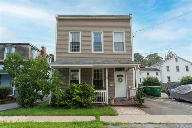 33 Prospect Street, Wappingers Falls, NY 12590 (MLS #H6131897) :: Nicole Burke, MBA | Charles Rutenberg Realty