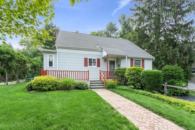 201 Old Wilmot Road, Scarsdale, NY 10583 (MLS #H6131898) :: McAteer & Will Estates | Keller Williams Real Estate