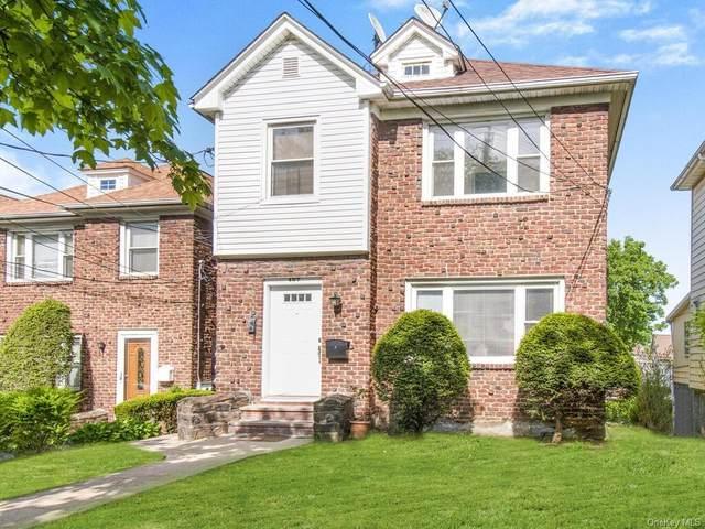 407 S Columbus Avenue, Mount Vernon, NY 10553 (MLS #H6132023) :: Corcoran Baer & McIntosh
