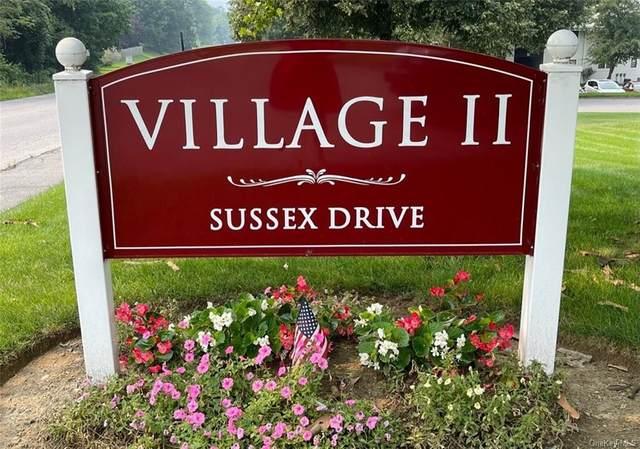 36 Sussex Drive B, Yorktown Heights, NY 10598 (MLS #H6132039) :: Mark Seiden Real Estate Team