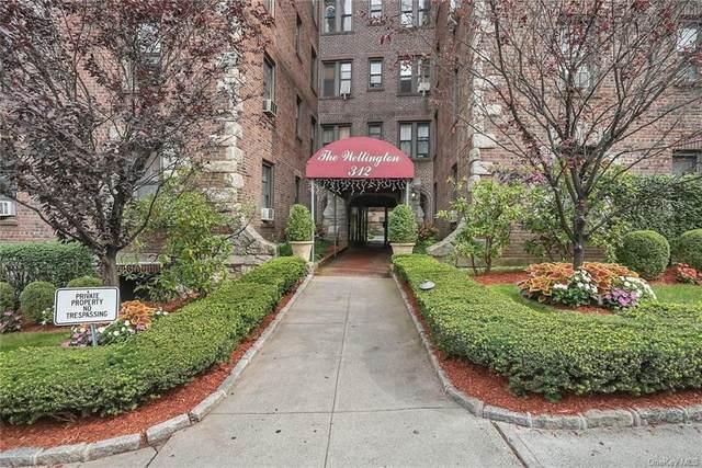 312 Main Street 4B, White Plains, NY 10601 (MLS #H6132058) :: Laurie Savino Realtor