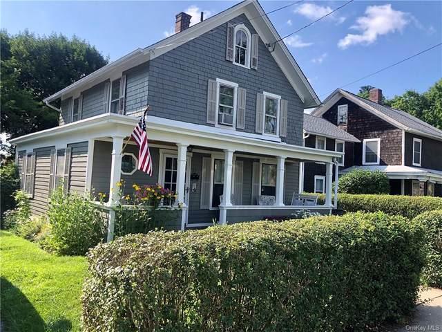 21 Prospect Street, Brewster, NY 10509 (MLS #H6132110) :: Carollo Real Estate