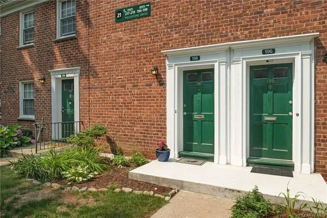 21 Fieldstone Drive #198, Hartsdale, NY 10530 (MLS #H6132111) :: Carollo Real Estate