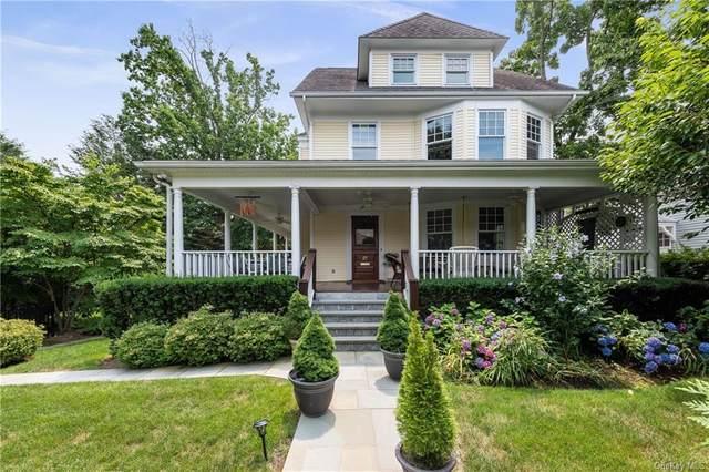 25 Meadow Avenue, Bronxville, NY 10708 (MLS #H6132181) :: McAteer & Will Estates | Keller Williams Real Estate
