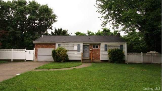 156 Oakland Avenue, Central Islip, NY 11722 (MLS #H6132226) :: Carollo Real Estate