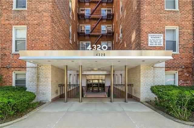 4320 Van Cortlandt Park East Avenue 1L, Bronx, NY 10470 (MLS #H6132594) :: Carollo Real Estate