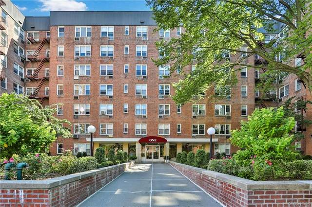 1 Sadore Lane 1X, Yonkers, NY 10710 (MLS #H6132610) :: Laurie Savino Realtor