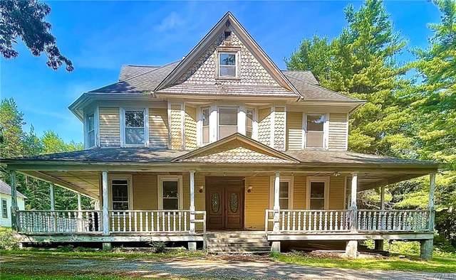 37 Little Road, Wurtsboro, NY 12790 (MLS #H6132873) :: Howard Hanna | Rand Realty
