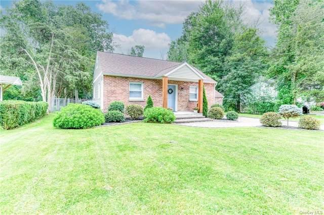 92 Taft Avenue, Newburgh, NY 12550 (MLS #H6133031) :: Kendall Group Real Estate   Keller Williams