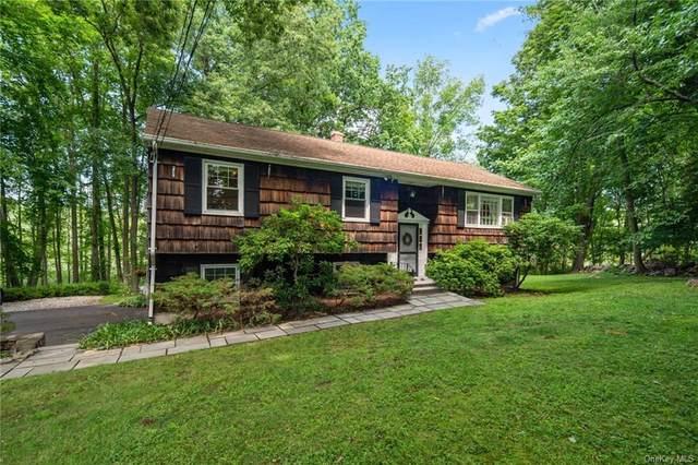 1220 Old Post Road, South Salem, NY 10590 (MLS #H6133120) :: Carollo Real Estate