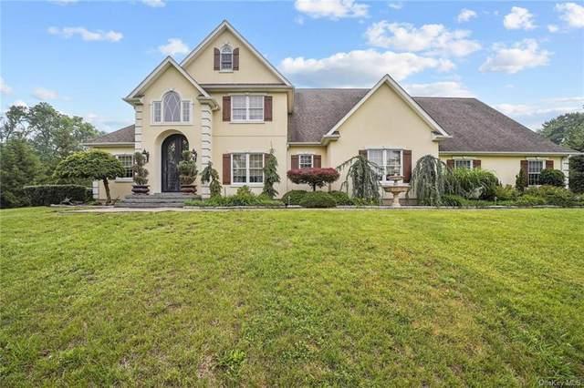 145 Turtle Bay Road, New Hampton, NY 10958 (MLS #H6133128) :: Carollo Real Estate