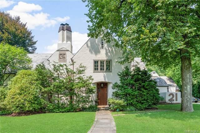 21 Fox Meadow Road, Scarsdale, NY 10583 (MLS #H6133291) :: Carollo Real Estate