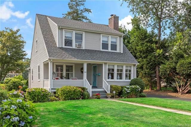141 Bradley Road, Scarsdale, NY 10583 (MLS #H6133295) :: Carollo Real Estate