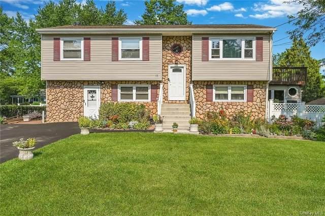 12 Mohican Road, Newburgh, NY 12550 (MLS #H6133385) :: Carollo Real Estate