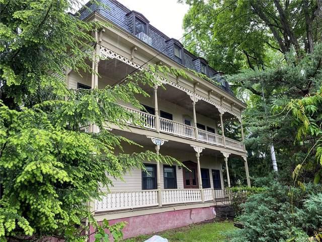 11 Maple Avenue, Jeffersonville, NY 12748 (MLS #H6133404) :: Goldstar Premier Properties