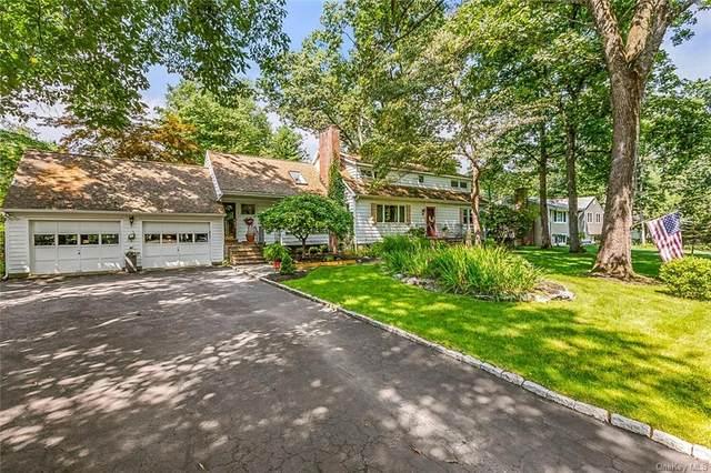 8 Orchard Drive, South Salem, NY 10590 (MLS #H6133417) :: Carollo Real Estate