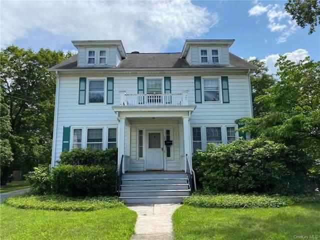 98 E Cedar Street, Poughkeepsie, NY 12601 (MLS #H6133536) :: Carollo Real Estate