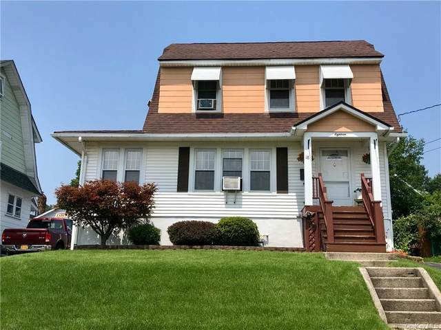 18 Earle Street, Middletown, NY 10940 (MLS #H6133621) :: Cronin & Company Real Estate