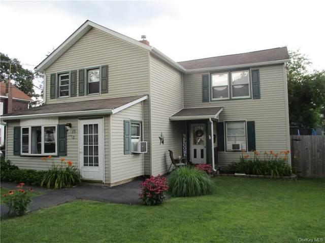 73 Orange Street, Port Jervis, NY 12771 (MLS #H6133628) :: Signature Premier Properties