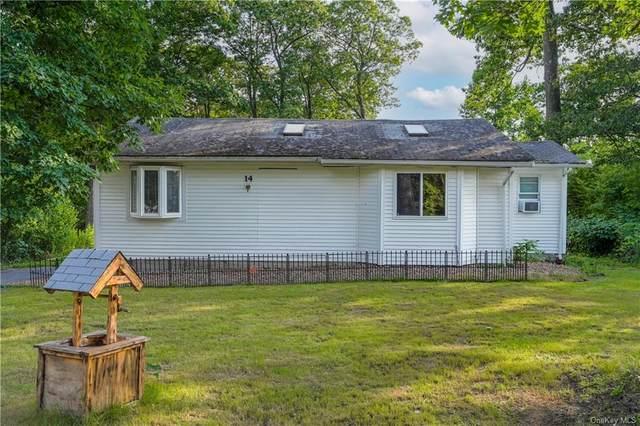 14 Estybrook Trail, Monroe, NY 10950 (MLS #H6133664) :: Howard Hanna | Rand Realty