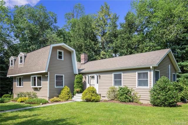 21 Twin Lakes Road, South Salem, NY 10590 (MLS #H6133723) :: Carollo Real Estate