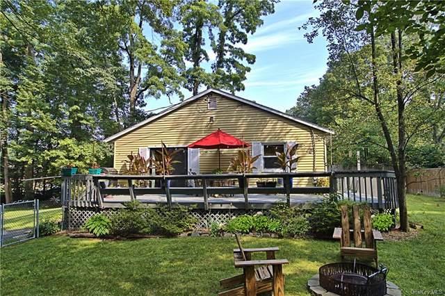 808 Route 32, Tillson, NY 12486 (MLS #H6133820) :: Carollo Real Estate