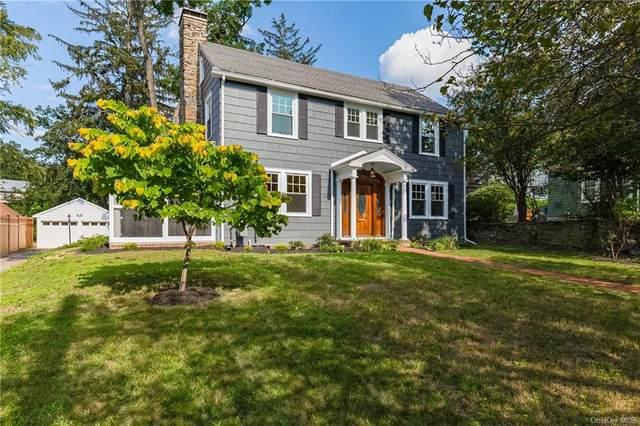 17 Barnard Avenue, Poughkeepsie, NY 12601 (MLS #H6133879) :: Cronin & Company Real Estate