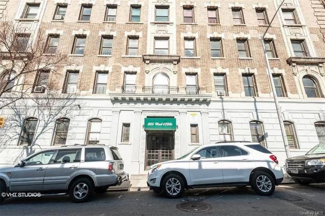 825 W 179th Street 5G, New York, NY 10033 (MLS #H6134003) :: Goldstar Premier Properties