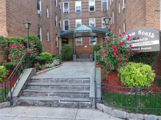 2104 Holland Avenue 6A, Bronx, NY 10462 (MLS #H6134276) :: Cronin & Company Real Estate