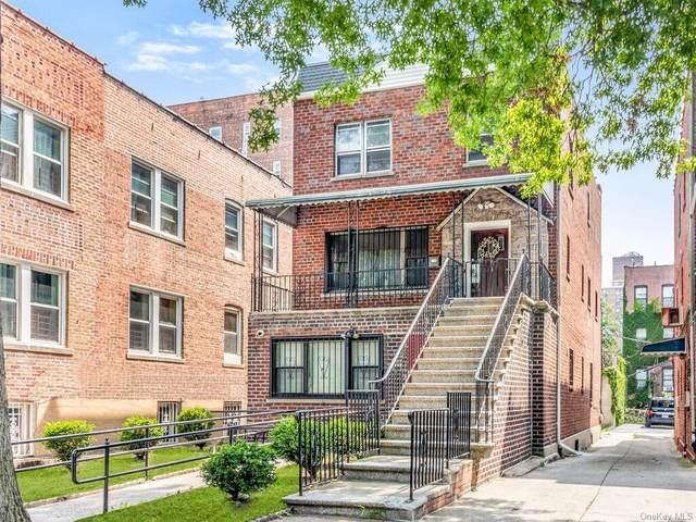 2452 Bronx Park E, Bronx, NY 10467 (MLS #H6134280) :: RE/MAX RoNIN