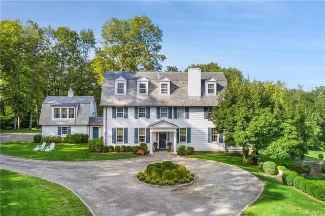 12 Millers Mill Road, Bedford, NY 10506 (MLS #H6134559) :: Mark Boyland Real Estate Team
