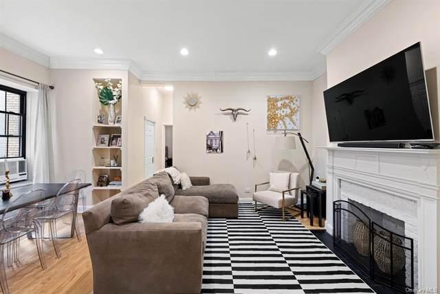114 Clinton Street 1A, Brooklyn Heights, NY 11201 (MLS #H6134628) :: Laurie Savino Realtor