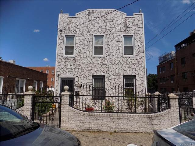 1027 E 83rd Street, Canarsie, NY 11236 (MLS #H6134658) :: Kendall Group Real Estate | Keller Williams