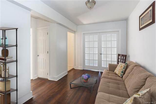 3840 Greystone Avenue 5O, Bronx, NY 10463 (MLS #H6134820) :: Laurie Savino Realtor