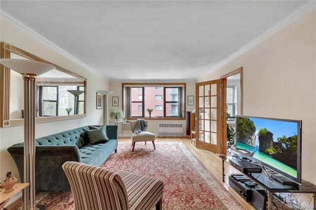 3215 Arlington Avenue 4J, Bronx, NY 10463 (MLS #H6134854) :: Laurie Savino Realtor