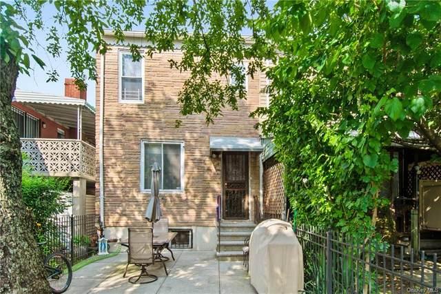 1191 Hobart Avenue, Bronx, NY 10461 (MLS #H6134943) :: Signature Premier Properties