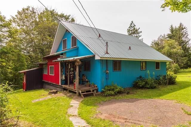 62 Burkhardt Road, Call Listing Agent, NY 12469 (MLS #H6134974) :: Signature Premier Properties