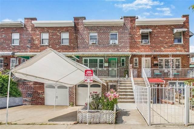 2115 Haviland Avenue, Bronx, NY 10472 (MLS #H6135108) :: Team Pagano