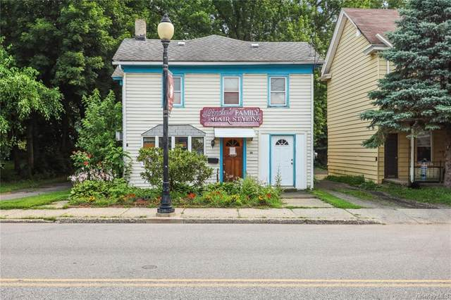 120 Jersey Avenue, Port Jervis, NY 12771 (MLS #H6135113) :: Signature Premier Properties