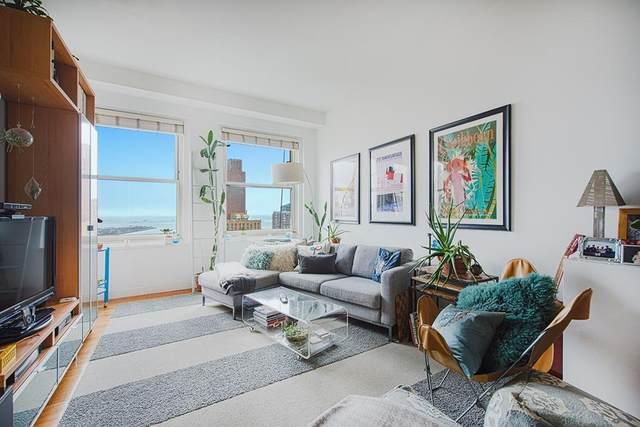 88 Greenwich Street #3504, New York, NY 10006 (MLS #H6135177) :: Goldstar Premier Properties