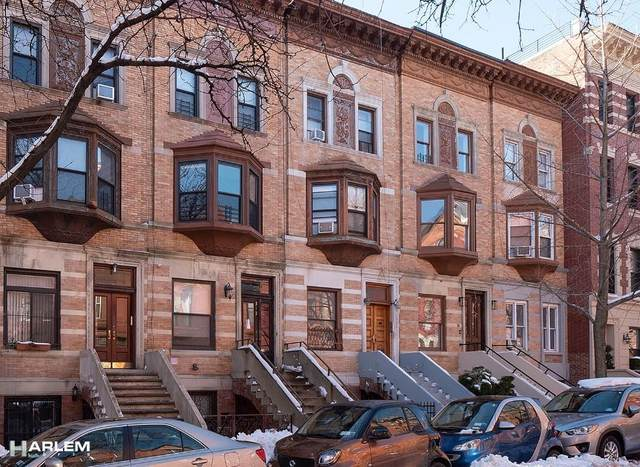 316 W 138th Street, New York, NY 10030 (MLS #H6135321) :: The Clement, Brooks & Safier Team