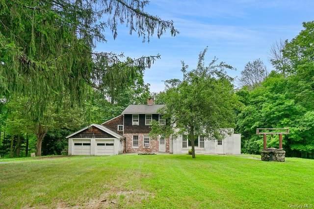 265 Silver Spring Road, South Salem, NY 10590 (MLS #H6135385) :: McAteer & Will Estates | Keller Williams Real Estate