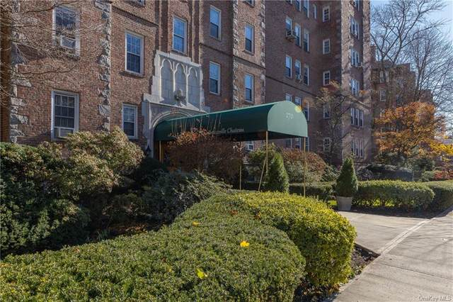 270 Bronxville Road A55, Bronxville, NY 10708 (MLS #H6135404) :: Laurie Savino Realtor