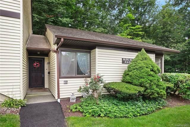 65 Independence Court G, Yorktown Heights, NY 10598 (MLS #H6135484) :: Mark Seiden Real Estate Team