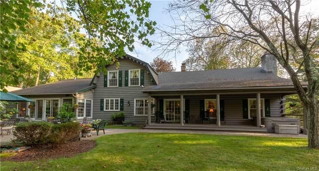 11 Stevens Lane, Tuxedo Park, NY 10987 (MLS #H6135542) :: Cronin & Company Real Estate